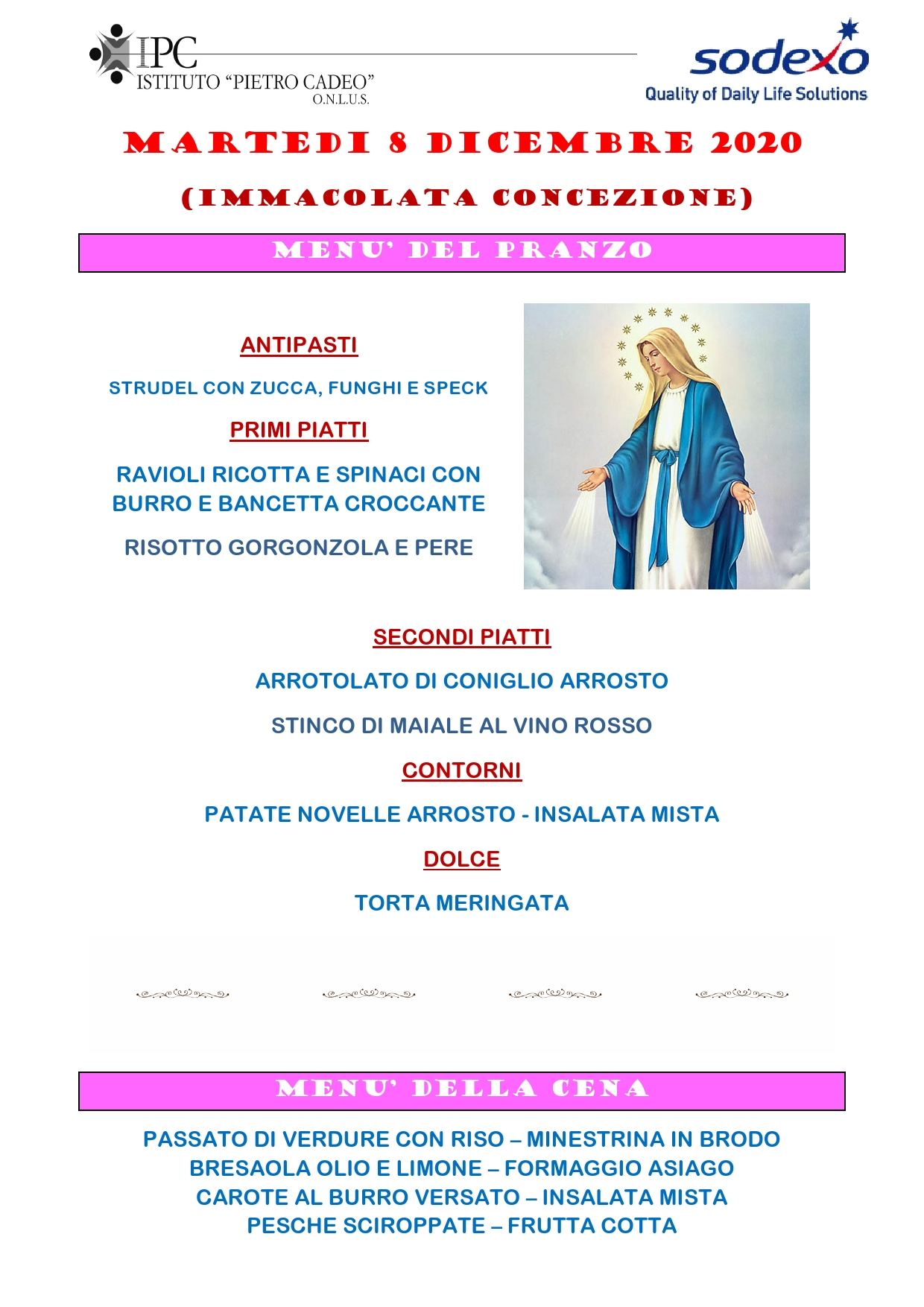 MENU IMMACOLATA 2020-page0001