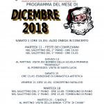 PROGRAMMA DICEMBRE 2018-1