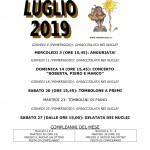 PROGRAMMA LUGLIO 2019-1