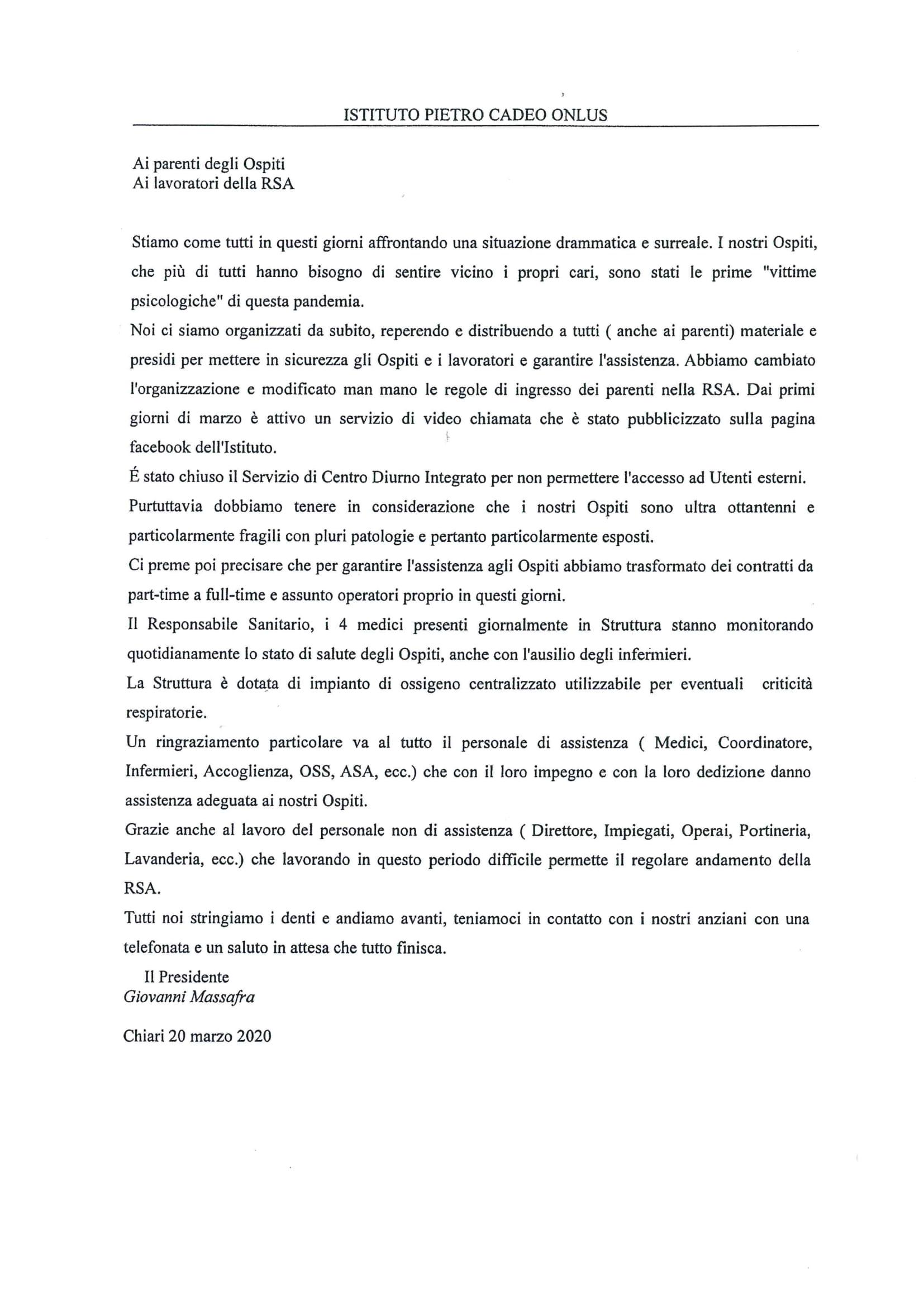 lettera pres-1
